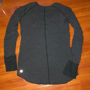 Lululemon cotton long sleeve